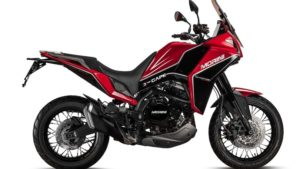 Morini Cape 600 (2015) – [Cloned #251]